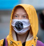 Greta Thunberg. Jessica Gow / TT NYHETSBYRÅN