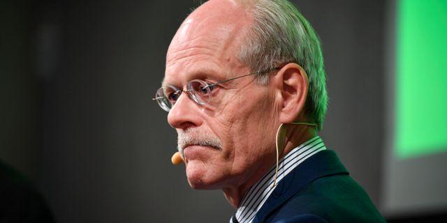 Riksbankschefen Stefan Ingves.  Henrik Montgomery/TT / TT NYHETSBYRÅN