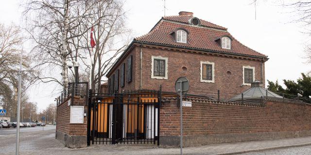 Turkiets ambassad i Sverige Fredrik Sandberg/TT / TT NYHETSBYRÅN