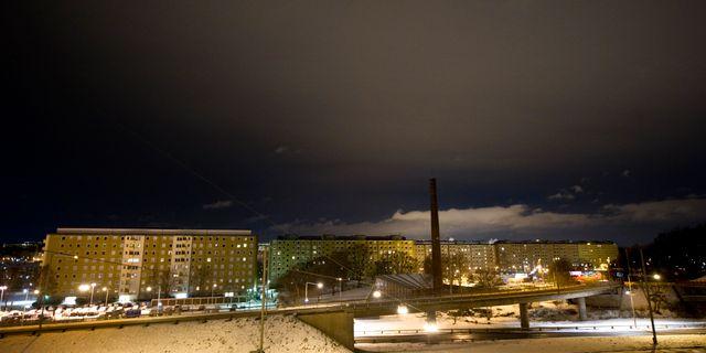 Stadsdelen Högsbo i Göteborg BJÖRN LARSSON ROSVALL / TT / TT NYHETSBYRÅN