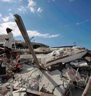 Hjälporganisationen Oxfam kritiseras i ny myndighetsrapport.  Gregory Bull / TT NYHETSBYRÅN