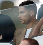 Ronaldo på väg till Manchester United? Arkivbild. Luca Bruno / TT NYHETSBYRÅN