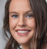 Liza Jonson.  Pressbild, Swedbank