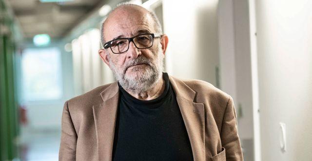 Jerzy Sarnecki. Arkivbild. Malin Hoelstad/SvD/TT / TT NYHETSBYRÅN