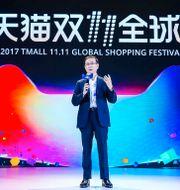 Arkiv, Alibabas vd Daniel Zhang. CHINA STRINGER NETWORK / TT NYHETSBYRÅN