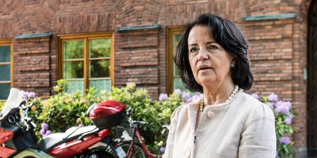 Anne Ramberg  Lars Pehrson/SvD/TT / TT NYHETSBYRÅN