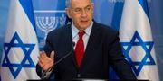 Benjamin Netanyahu. Sebastian Scheiner / TT NYHETSBYRÅN/ NTB Scanpix