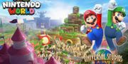 Super Nintendo World. PRESS