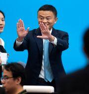 Arkivbild: Jack Ma.  POOL / TT NYHETSBYRÅN