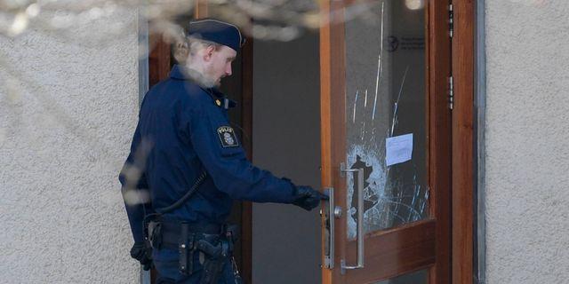 En man dog efter en skottlossning i Sätra söder om Stockholm i lördags. Arkivbild. Janerik Henriksson/TT / TT NYHETSBYRÅN