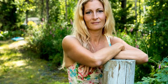Katerina Janouch Claudio Bresciani / TT / TT NYHETSBYRÅN