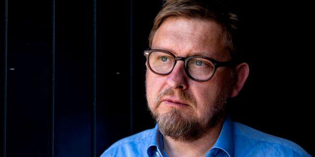 Fredrik Virtanen. NTB SCANPIX / TT NYHETSBYRÅN