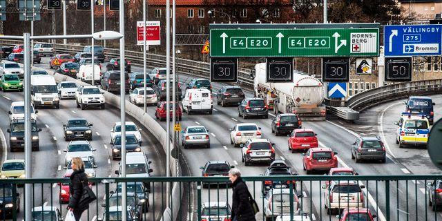 Intensiv trafikhelg vantar 2