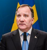 Statsminister Stefan Löfven. MAXIM THORE / BILDBYRÅN