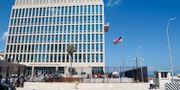 USA:s ambassad på Kuba. Desmond Boylan / TT / NTB Scanpix