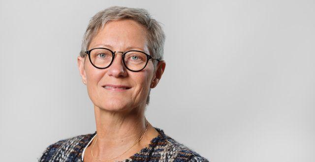 Evy Lundgren-Åkerlund, vd för Xintela. Ola Torkelsson