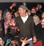 Woody Harrelson på premiären av Zombieland 2009.  Evan Agostini / TT / NTB Scanpix