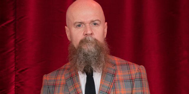 Alexander Bard.  Fredrik Sandberg/TT / TT NYHETSBYRÅN