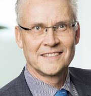 Tillförordnade vd:n och tidigare ordföranden Lennart Holm. Pressbild. Billerud Korsnäs