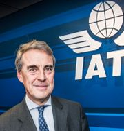 Alexandre de Juniac, IATA:s generaldirektör och vd Tomas Oneborg/SvD/TT / TT NYHETSBYRÅN