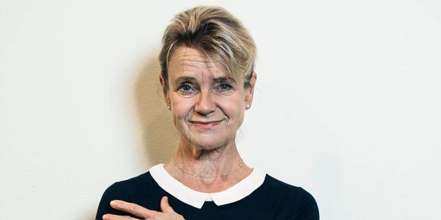 Stina Ekblad. Arkivbild. Lars Pehrson/SvD/TT / TT NYHETSBYRÅN