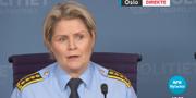 Grete Lien Metlid  NRK/Skärmdump.