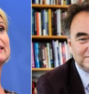 Barn, äldre- och jämställdhetsminister Åsa Regnér (S)/Bo Rothstein TT