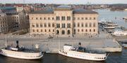 Nationalmuseum i Stockholm. Fredrik Sandberg/TT / TT NYHETSBYRÅN