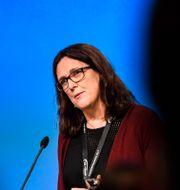 Cecilia Malmström Arkivbild. Pontus Lundahl/TT / TT NYHETSBYRÅN