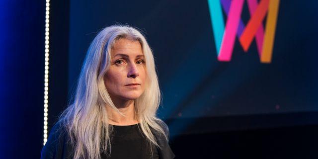 Anette Helenius. Arkivbild. Stina Stjernkvist/TT / TT NYHETSBYRÅN