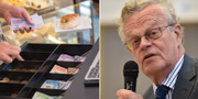 Björn Eriksson, initiativtagare till Kontantupproret. TT