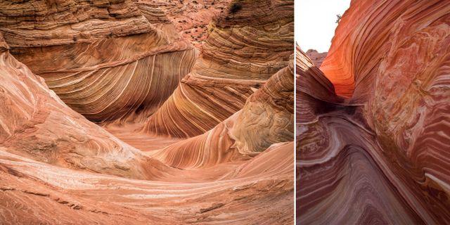 Planerar du en roadtrip i Arizona har du säkert stött på The Wave. Mark Byzewski/SupportPDX/Wikicommons