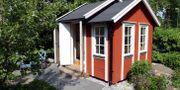 Ett mindre komplementbostadshus, en så kallad friggebod Lars Pehrson / Svd / TT / TT NYHETSBYRÅN