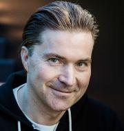 Martin Lorentzon.  Emma-Sofia Olsson / SvD / TT / TT NYHETSBYRÅN