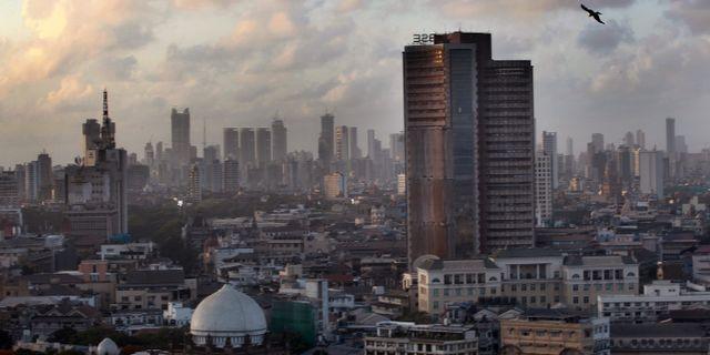 Illustrationsbild: Bombay Stock Exchange (BSE). Rafiq Maqbool / TT / NTB Scanpix