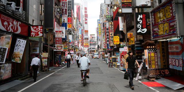 Japanska konsumentpriser okade