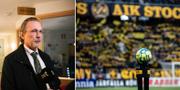 Thomas Olsson / AIK-fans TT
