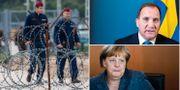 Ungern anklagar Tyskland och Sverige för att många flyktingar kom till EU i fjol. TT