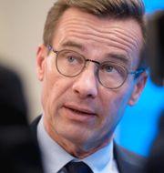 Ulf Kristersson.  Amir Nabizadeh/TT / TT NYHETSBYRÅN