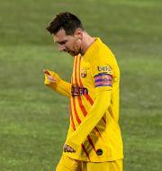Barcelona är ett av de lag som tillfrågats. Alvaro Barrientos / TT NYHETSBYRÅN