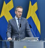 Mikael Damberg (S).  Anders Wiklund/TT / TT NYHETSBYRÅN