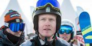 Victor Öhling Norberg under världscuptävlingen i skicross i Idre 2017. Christine Olsson/TT / TT NYHETSBYRÅN