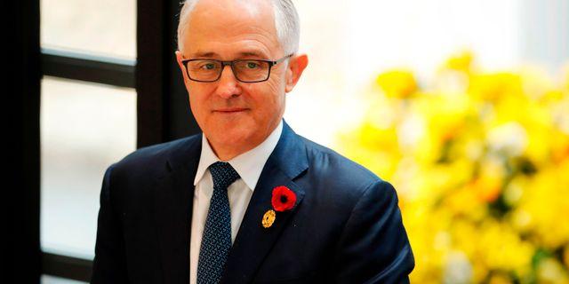 Malcolm Turnbull. JORGE SILVA / POOL