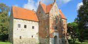 Borgeby slott i Lomma. Wikimedia Commons