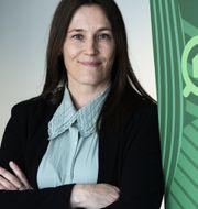 Hemnets vd, Cecilia Beck-Friis. Fredrik Sandberg/TT
