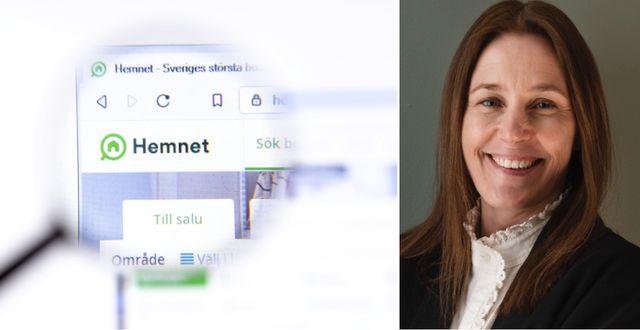 Hemnets vd Cecilia Beck-Friis. Arkivbild. Shutterstock/TT