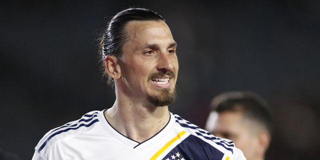 Zlatan Ibrahimovic. Meg Oliphant / GETTY IMAGES NORTH AMERICA