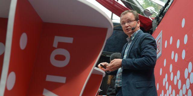 Mårten Palme.  JANERIK HENRIKSSON / TT / TT NYHETSBYRÅN