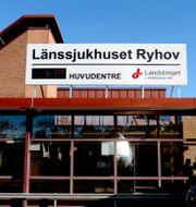 Länssjukhuset Ryhov i Jönköping Johan Nilsson / TT / TT NYHETSBYRÅN