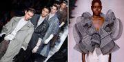 Dior och Givenchy.  TT
